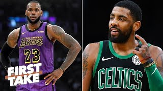 Lakers or Celtics: Who is the bigger mess? | First Take