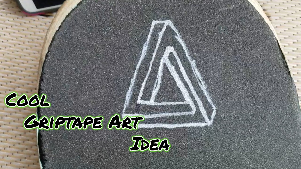 how to make fingerboard griptape