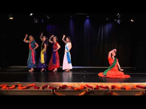 Dhadak dhadak by students of Mohini DS