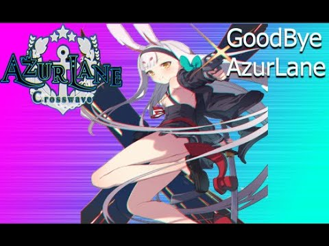 Azur Lane Cross Wave #GoodBye Game Gameplay (No Commentary) |