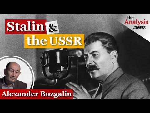 Stalin and the USSR - Alexander Buzgalin