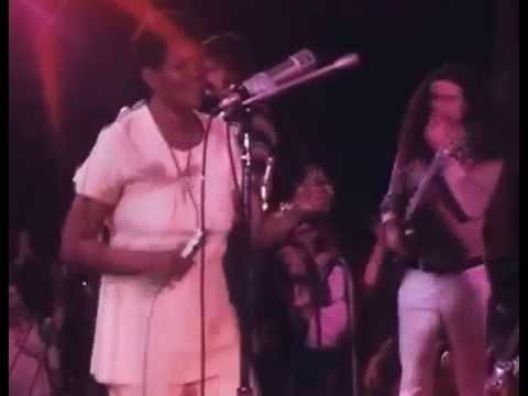 Big Mama Thornton   Rock Me Baby   1971(Live)