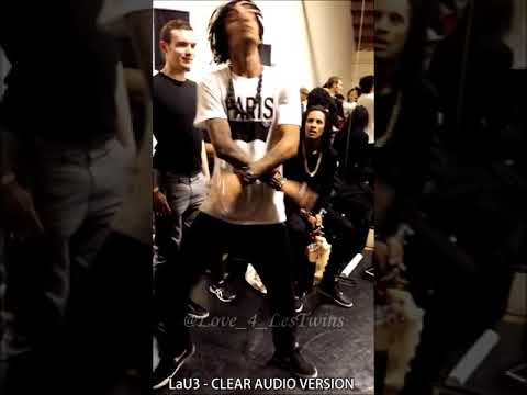 Larry (Les Twins) - Kace The Producer - Bad Guitar (CLEAR AUDIO)