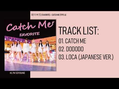 Download MINI ALBUM FAVORITE – CATCH ME TYPE A Mp4 baru