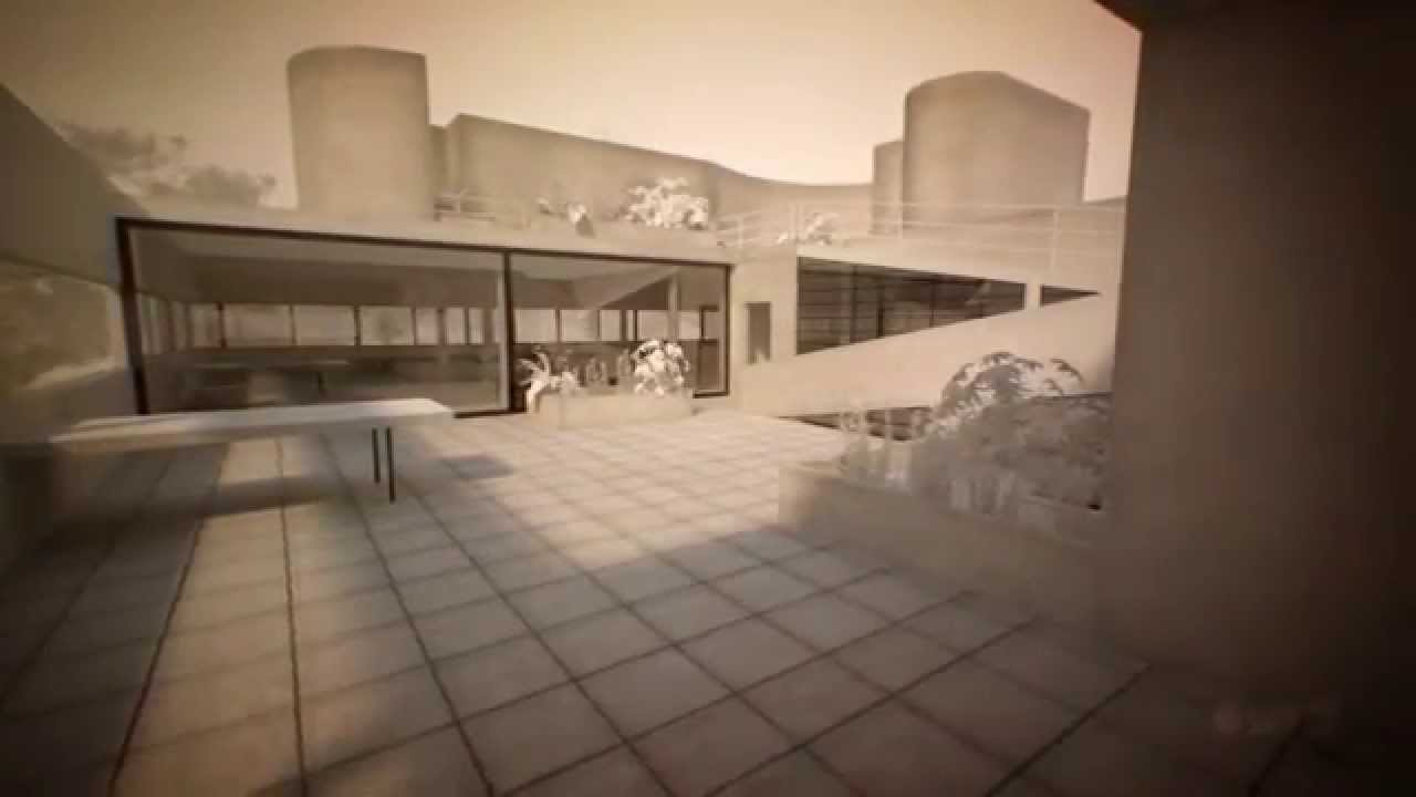 modern architecture 5 points of le corbusier youtube. Black Bedroom Furniture Sets. Home Design Ideas