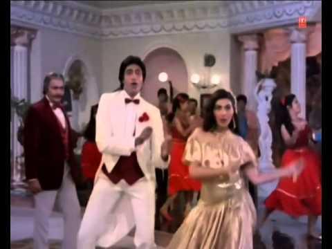 Sun Rubia Tumse Pyar Ho Gaya Full SongMardAmitabh Bachchan, Amrita Singh