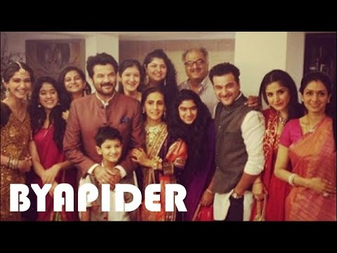 Anil Kapoor Family Photos || Father, Mother, Brother, Sister, Wife, Son & Daughter!!!
