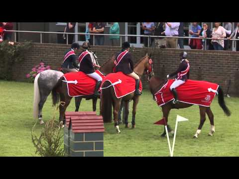 Hurstpierpoint College National Schools and Pony Club Champi