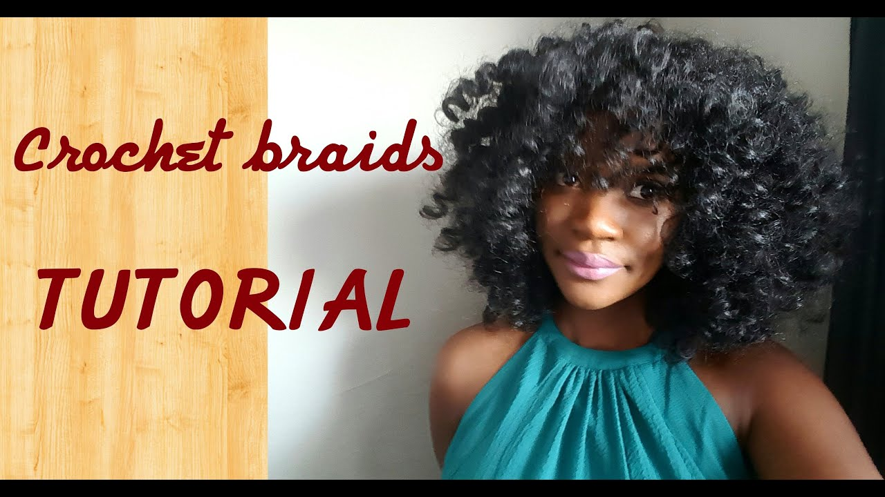 HOW TO Crochet braids  XPression  Jamaican bounce