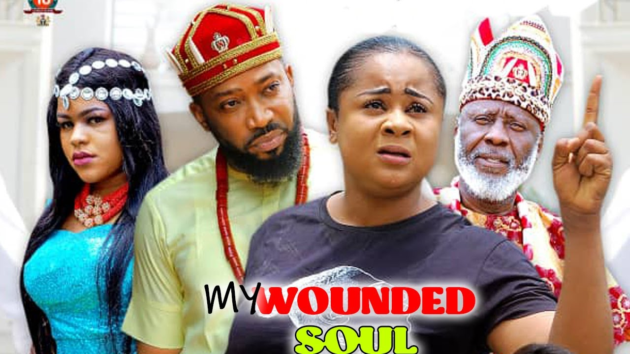 Download MY WOUNDED SOUL SEASON 1&2 (New Movie) - Fredrick Leonard | Uju Okoli 2021 Latest Nollywood Movie