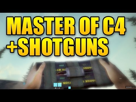 Master of C4 and Shotguns! Insurgency Trolling and Funny Moments