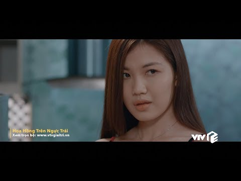 VTV Giải Trí | Hoa Hồng Trên Ngực Trái tập 14 | Trà có thai bắt Thái 'đổ vỏ'