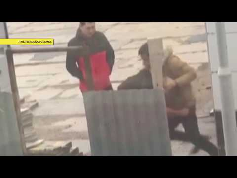 Экс-работник акимата устроил драку в ЗКО
