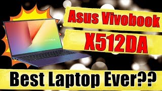 Asus Vivobook 15 X512DA - Asus Vivobook 15 Ryzen 5 - Best Laptop under 40000 - 50000