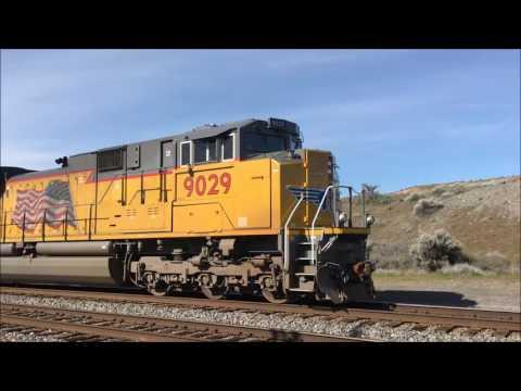 Railfanning 4/22/2017: The Living Legend
