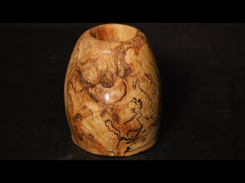 Driftwood Vessel