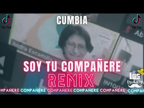 no soy tu compañera soy tu compañere - REMIX CUMBIA