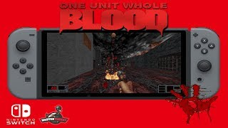 Blood: One Unit Whole Blood on Switch (Homebrew)