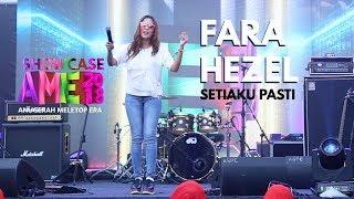 Showcase AME2018 - Farahezel : Setiaku Pasti