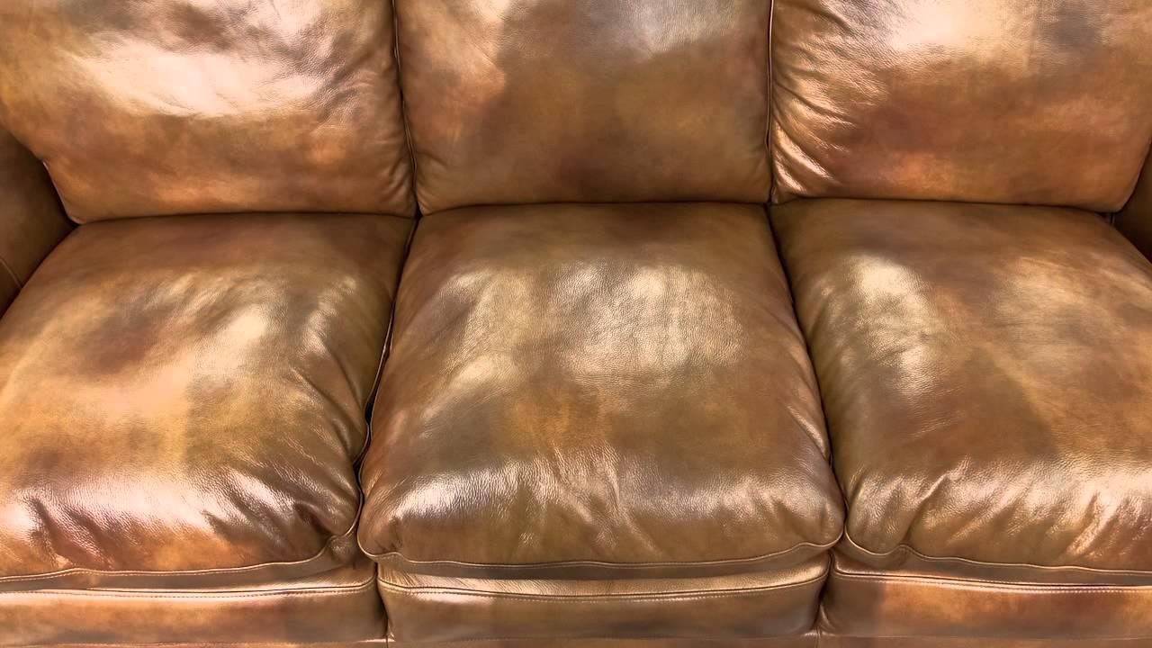 Leather Italia Duplin Sofa