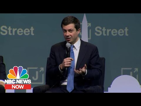 2020 Candidates Address President Donald Trump's Relationship With Israel | NBC News Now