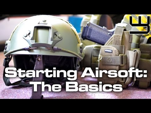 Starting out with Airsoft: The Basics / What You Need to Kno