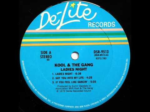 Kool & The Gang - Ladies Night
