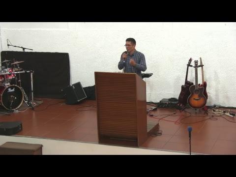 Conferencia - Gustavo Flores - 09/09