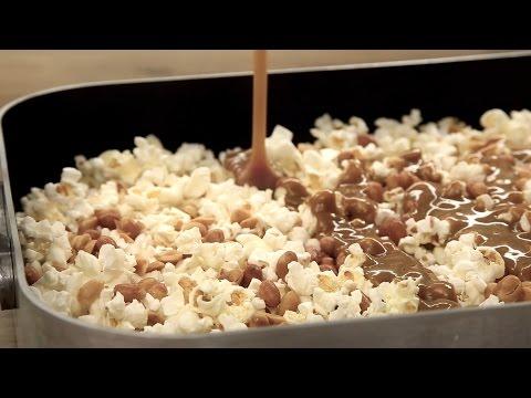 How to Make Homemade Cracker Jacks | Baseball Recipes | Allrecipes.com