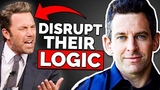 5 Reasons Sam Harris Is So Dominant In Debates