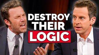 5 Reasons Sam Harris Is So Dominant In Debates thumbnail