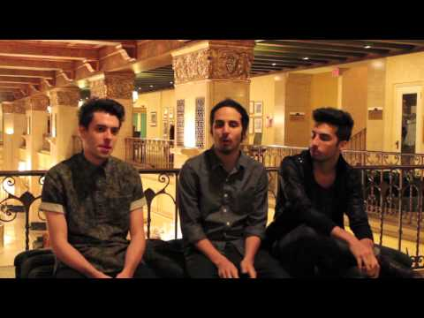 Interview with Cash Cash