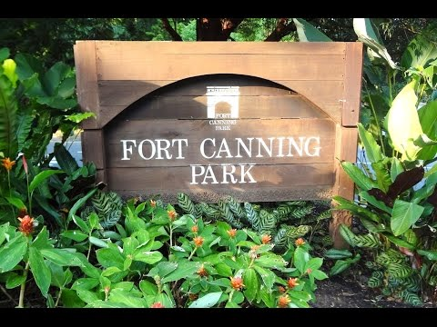 FORT CANNING PARK - National Parks Board of Singapore [HD]