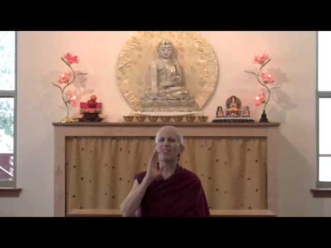 Living in the joy of the Dharma