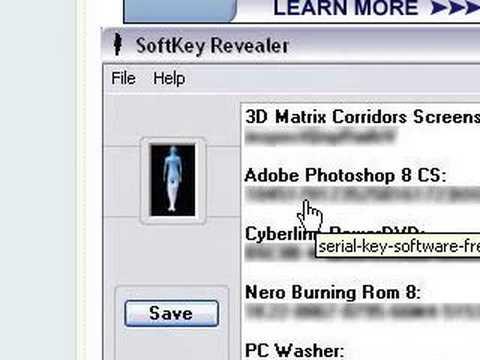Product Key Finder Software
