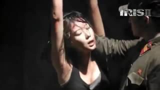 Iris2 Kim Yeon-Hwa,  Im Soo Hyang action scene