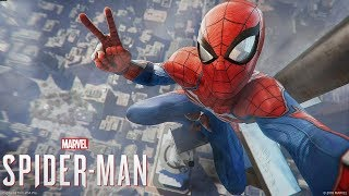 SPAJDER-COP xD - Let's Play Spiderman #2 [PS4]