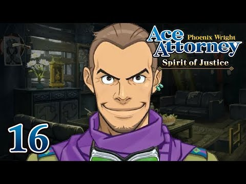 DEFIANT DRAGONS - Let's Play - Phoenix Wright: Ace Attorney: Spirit of Justice - 16 - Playthrough