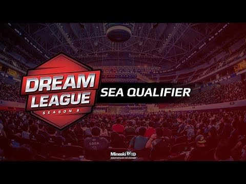🔴LIVE : XCTN vs GEEK FAM @Dreamleague S9 SEA Qualifier day 2 - Indonesia Coverage
