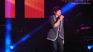 Anthony Neely (倪安東) - Wake Up (Live) @ Sundown Festival 2012