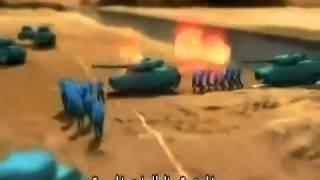 انتصار دولة اسرائيل على العدوان المصري في حرب يوم كيبور اكتوبر 1973 (برنامج اميركي)