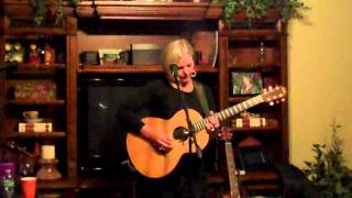 Celeste Krenz House Concert 2014 - If I Had A Gun