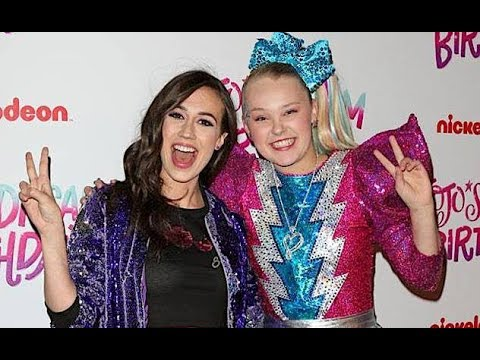 I WENT TO JOJO SIWA'S SWEET 16 BIRTHDAY PARTY!