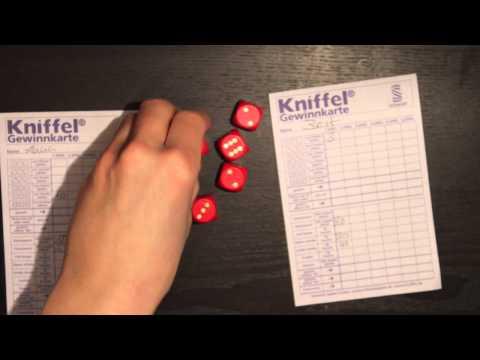 Kniffel - Spielregeln