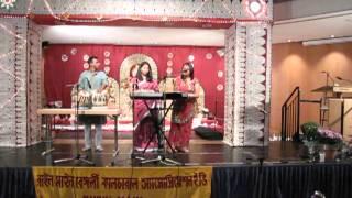 Dashami Songs at Frankfurt Durga Puja 2013