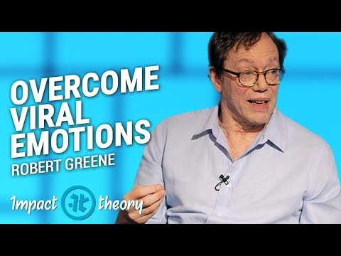 How to Master Your Dark Side | Robert Greene on Impact Theory