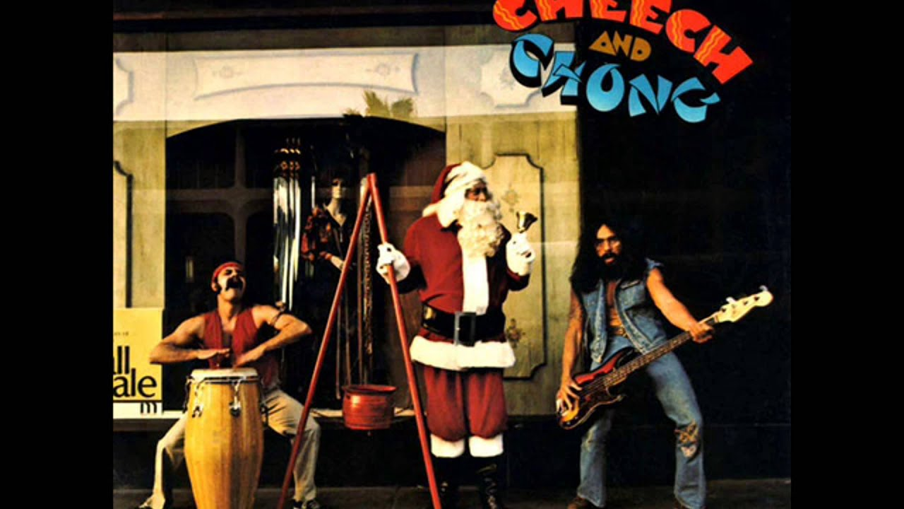 Cheech Chong Santa Claus His Old Lady 1971 Youtube