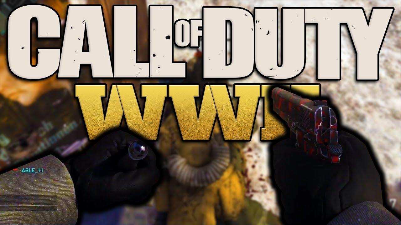 Call Of Duty WW2 Resistance DLC