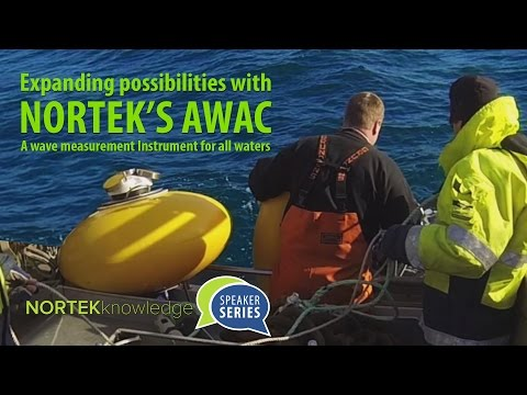 Nortek knowledge speaker series: Expanding possibilities with Nortek's AWAC