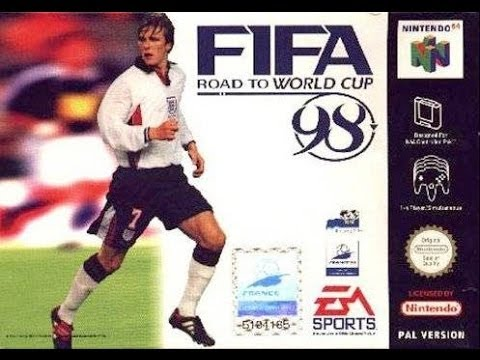 Fifa 98: Road To The World Cup